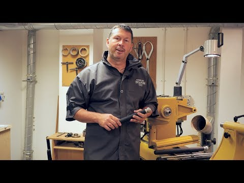 Evolution Woodturning Handles - Product Overview