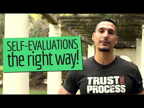 How To Do Self-Evaluations The Right Way
