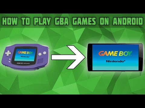 How to Play Gameboy Advance Games on Android! GBA Games on Android! MyBoy Setup Tutorial!