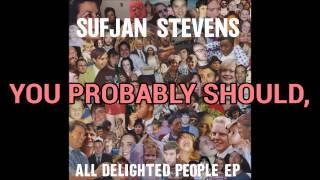 Sufjan Stevens - From the Mouth Of Gabriel [Lyrics]