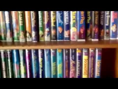My Disney VHS Collection UPDATE 3