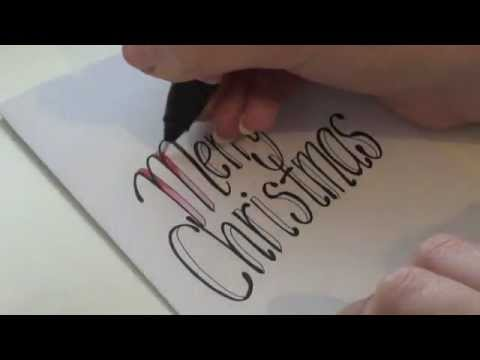 How to make Design Inspired CHRISTMAS CARDS. Quick and Easy