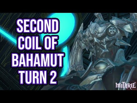 FFXIV 2.21 0336 Second Coil of Bahamut Turn 7 (Bard)