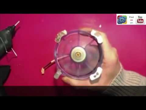 FREE ELECTRICITY MAKE AT HOME