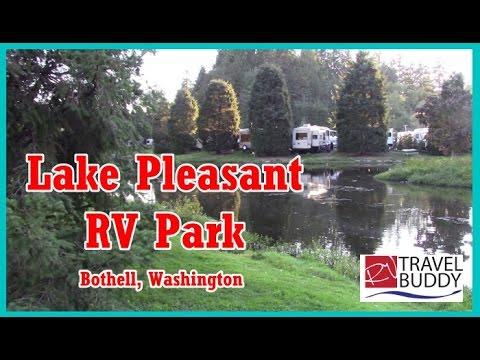 Lake Pleasant RV Park in Bothell Washington Review | RV Travel Buddy Presentation