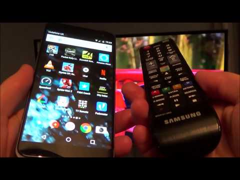 How to use your Phone as a Samsung TV Remote Control (10)