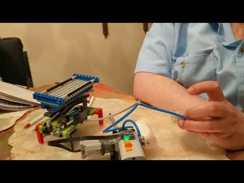 LEGO Scissors lift