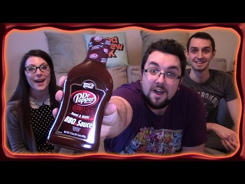 Dr Pepper BBQ Sauce Review