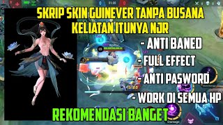 Script Guinever Bugil Tanpa busana