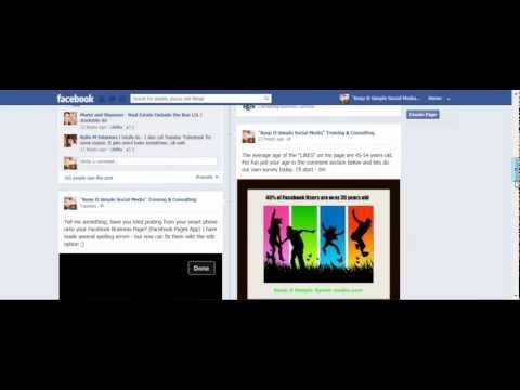 Your LIKES are powerful on a Facebook Business Page