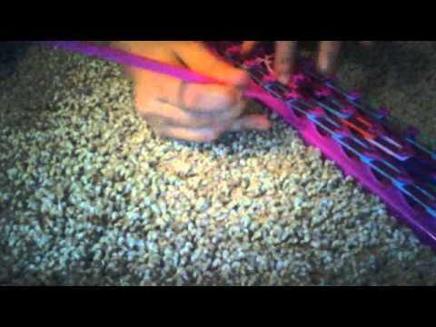 Rainbow Bridge Bracelet with the CRA-Z-LOOM