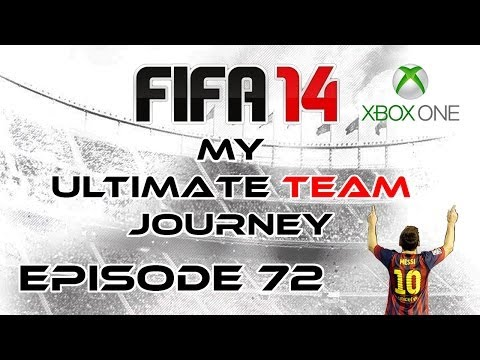 FIFA 14 Xbox One - My Ultimate Team Journey - Ep.72 - Not Bad!