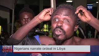 Nigerians narrate ordeal in Libya