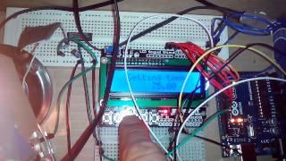 arduino - Quadcopter Balancing with PID algorithm