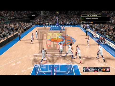 NBA 2K16 Badge Grind \\  Flashy Passer