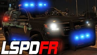 San Andreas Cops #294 - Collateral Damage