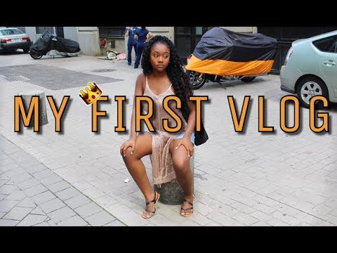 MY FIRST VLOG - #1 | NYC, CENTRAL PARK, CHEAP GIRLFRIEND AND UBER POOL RIDES