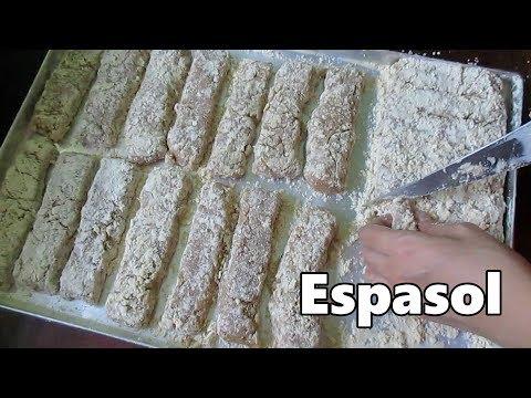 ESPASOL RECIPE | How to Make Espasol