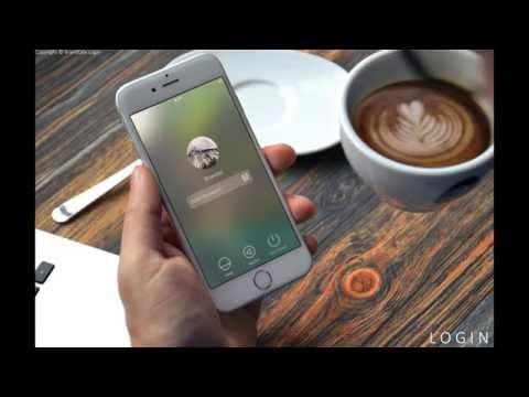 Login - Unlock your device with Mac OS X-style login screen (BigBoss - Paid)