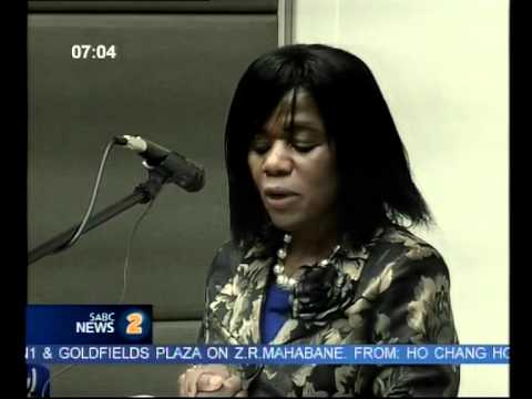 Thuli Madonsela says South Africa could be losing the fight against corruption.