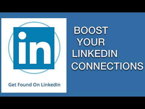 Boost Your LinkedIn Connections  -  Unknown Trick !