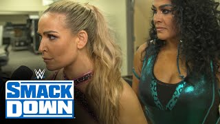 Natalya & Tamina's WrestleMania defeat means nothing: SmackDown Exclusive, April 16, 2021