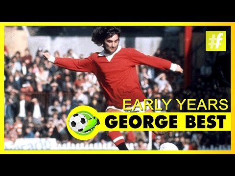 George Best - Early Years | Football Heroes