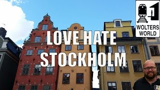 Visit Stockholm - 5 Things You Will Love \u0026 Hate about Stockholm, Sweden