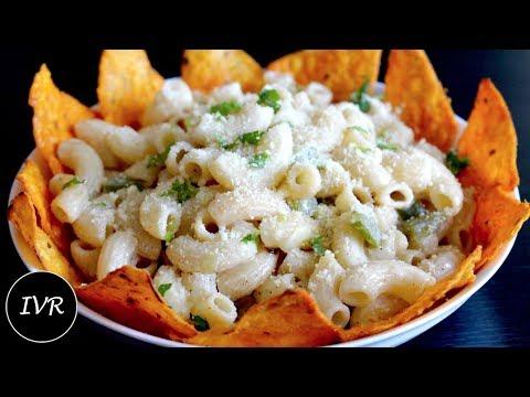 Mayonnaise Macaroni Recipe | Mayo Macaroni with Nachos | Mayonnaise Macaroni Pasta | Macaroni Recipe