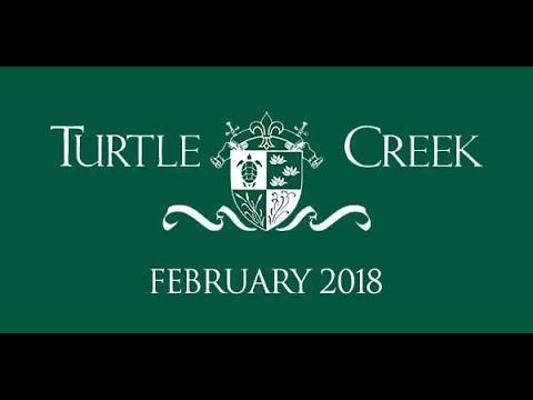 Turtle Creek HOA Board Meeting - February 2018