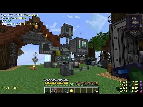 Minecraft - Project Ozone 2 #71: Dragon Dimlet