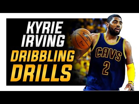 Kyrie Irving Dribbling Drills: How to Dribble a Basketball