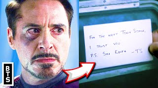 Download The Secret Meaning Behind Tony's Letter In Spider-Man: Far From Home Theory Video