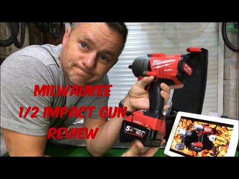 "The Best 1/2 inch Impact Gun ""Milwaukee M18 One Key"" Gen 2 Review & Comparison ONEFHIWF12"