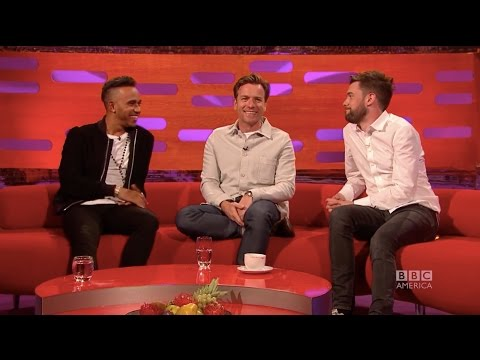 Lewis Hamilton Wants to Know Why Jack Whitehall Can't Drive - The Graham Norton Show