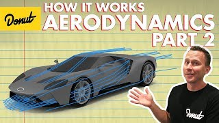 Side Skirts, Diffusers, and Air Dams | How It Works | Science Garage