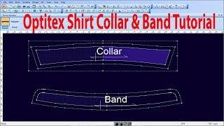 Optitex Shirt Tutorial | Men's Shirt Tutorial | Optitex
