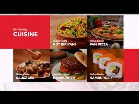 Cuisine restaurant/cafe WordPress theme overview