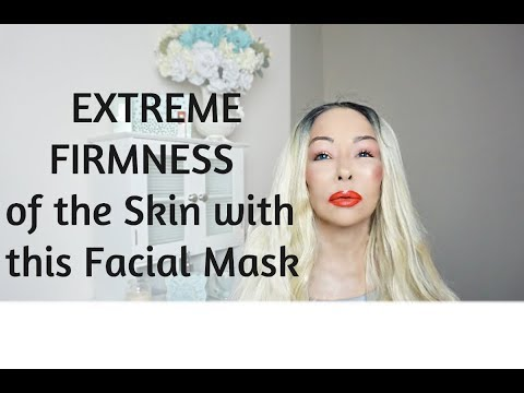 EXTREME FIRMNESS of the SKIN by using this Facial Mask