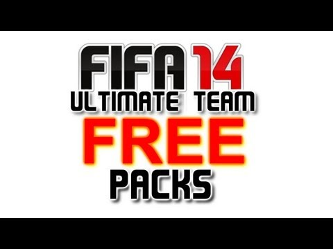 FIFA 14 Ultimate Team - FREE PACKS