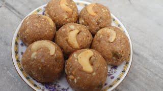 पंजाबी स्टाइल पिननी बनाए traditional तरीके से /aata dry fruits lladoo or pinni recipe