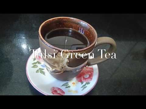 Organic India Tulsi Green Tea Recipe