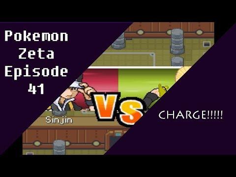 Pokemon Zeta Episode 41: CHARGE!!!!!