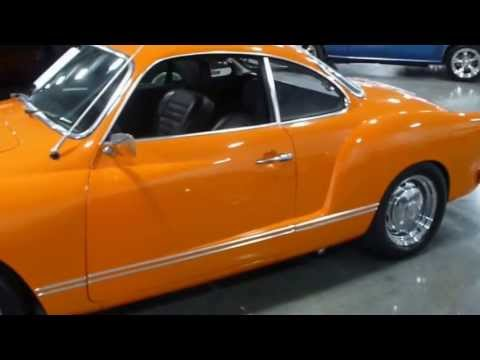 VW Karmann Ghia 1974