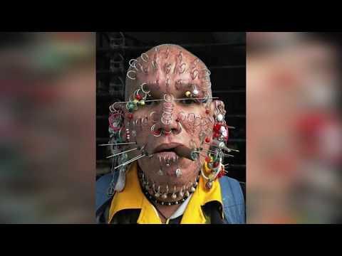 Top 10 Insane Body Piercings