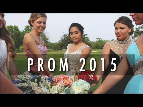 PROM 2015 | GIRL ASKS GUY