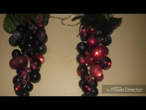 DIY, Light up grapes.