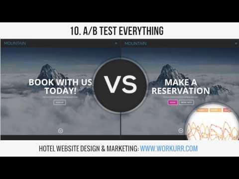 Hotel Website Design And Marketing