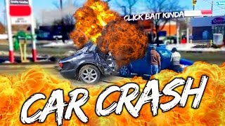 CAR CRASH!!!