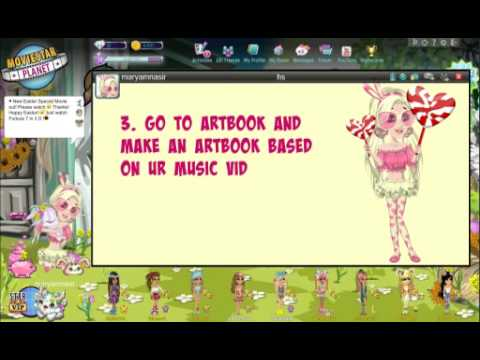 How to make a MSP music video